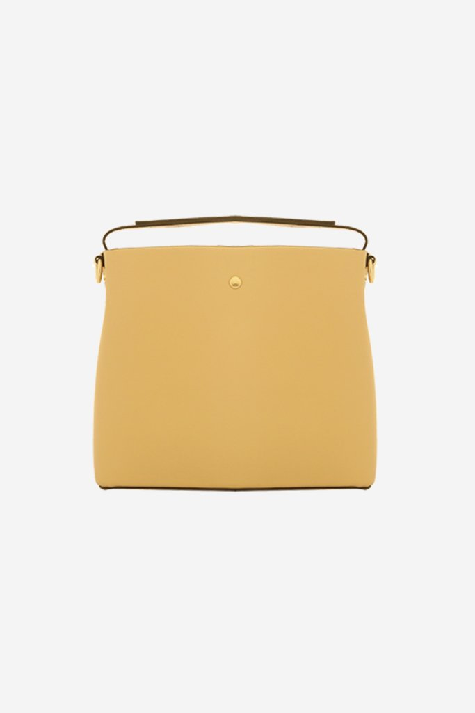 VERSATILE MAGNETIC LEATHER TOTE BAG